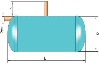 Накопительная емкость 10 м.куб.