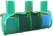Септик с биофильтром